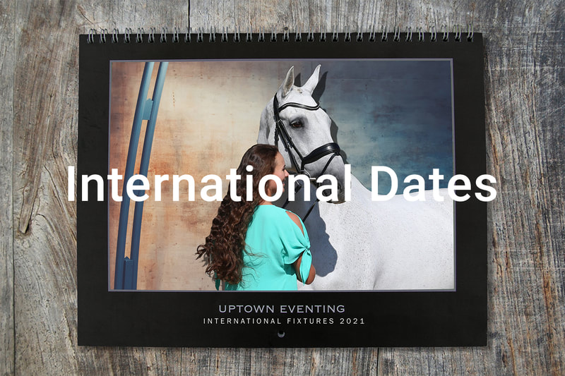 International dates 2021